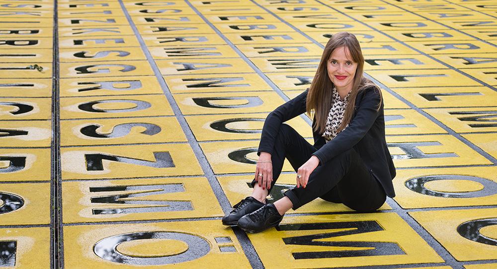 Autorin und Journalistin Stephanie Drescher - Federmonologe