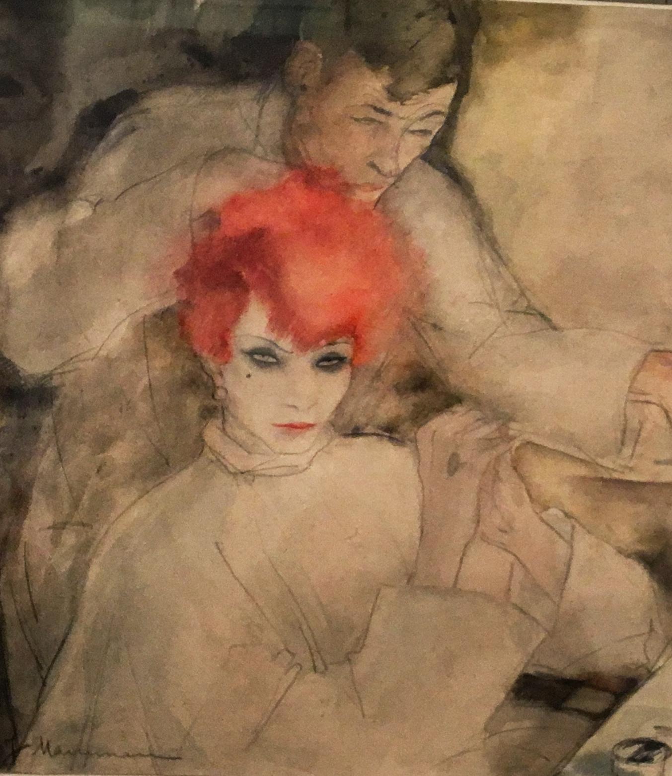 Kunst Jeanne Mammen