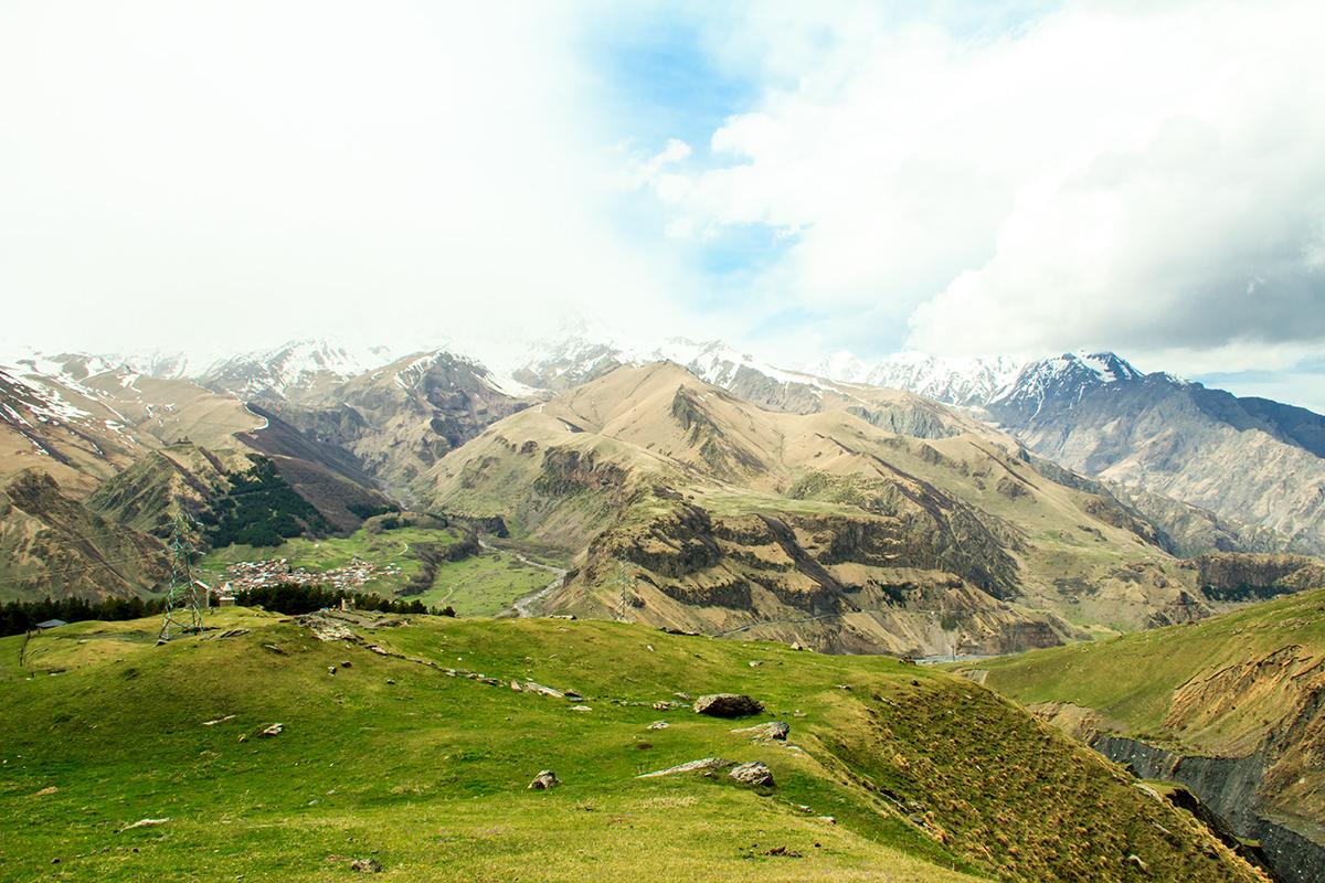 Georgien - Großer Kaukasus